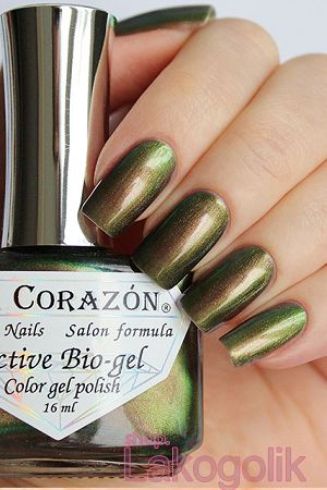 El Corazon Active Bio-gel Polishaholic 423/725 Nail polish Mania