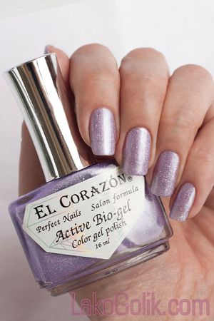 El Corazon Active Bio-gel Gemstones (Самоцветы) 423/464 Lepidolite